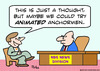 Cartoon: animated anchomen nbs news (small) by rmay tagged animated,anchomen,nbs,news