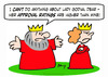 Cartoon: approval ratings lady godiva kin (small) by rmay tagged approval,ratings,lady,godiva,king,queen