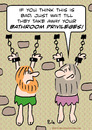 Cartoon: bathroom privileges hanging pris (small) by rmay tagged bathroom,privileges,hanging,prisoners