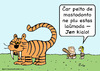 Cartoon: caveman tiger style esperanto (small) by rmay tagged caveman,tiger,style,esperanto