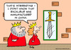 Cartoon: china made excalibur king (small) by rmay tagged china,made,excalibur,king