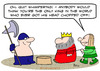 Cartoon: chopped head off king only ever (small) by rmay tagged chopped,head,off,king,only,ever