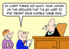 Cartoon: client judge not guilty find (small) by rmay tagged client,judge,not,guilty,find,role,models