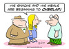 Cartoon: fat overweight meals overlap doc (small) by rmay tagged fat,overweight,meals,overlap,doc