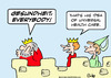 Cartoon: health care king gesundheit (small) by rmay tagged health,care,king,gesundheit