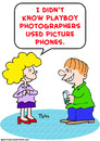 Cartoon: playboy photographers picture (small) by rmay tagged playboy,photographers,picture