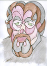 Cartoon: Zoran Matic Mazos portrait (small) by HAMED NABAHAT tagged zoran,matic,mazos
